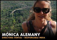 Directora de Ventas y experta en viajes a India