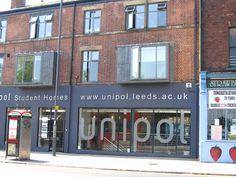 Unipol's main head office in Leeds