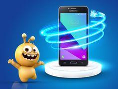 Samsung Galaxy Grand Prime Plus - Fiber Teknoloji Fiber, Samsung Galaxy, Phone, Telephone, Low Fiber Foods, Mobile Phones