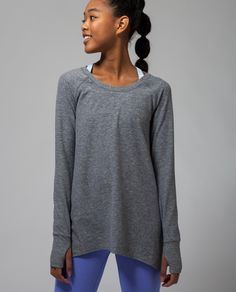 53a686d5 Running Shirts, Yoga Tops, Free Yoga, Lululemon Athletica, Shirts For Girls,