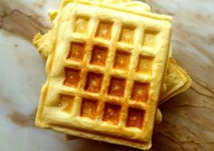 Great recipe for Waffles. I love waffles! You can serve it with some homemade icecream or whipped cream and fresh berries! Sweets Recipes, Desserts, Sifted Flour, Egg Whisk, Waffle Recipes, Homemade Ice Cream, Whipped Cream, Great Recipes, Waffles