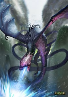 A Card for the upcoming Evoker. www.facebook.com/evoker?fref=t… Copyrights bei Flaregames