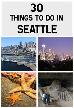 30 fun things to do in Seattle, the Emerald City http://mytanfeet.com/seattle-2/fun-things-to-do-in-seattle-washington/