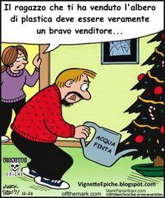 Vignette Epiche: Albero di natale