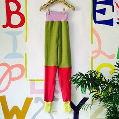 CRAWLER 8-10 Years Kids Cashmere Leggings Pyjama Bottoms Joggers Trousers Sweat Pants in Upcycled Cashmere Unisex