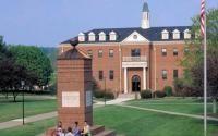 Mount Vernon Nazarene University. Mount Vernon, Ohio