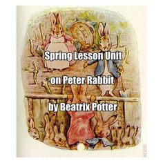 The classic children's book, The Tale of Peter Rabbit, is perfect for an elementary classroom unit study. This series includes a teacher lesson plan, sequencing activities, an edible craft and other clever ways to use this book as a teaching tool.