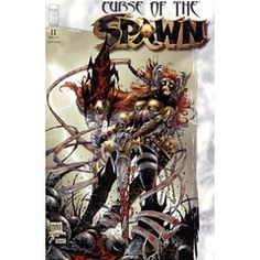 Very Rare!! Curse of the Spawn #11 Cataclysm - [NM - Bagged & Boarded]