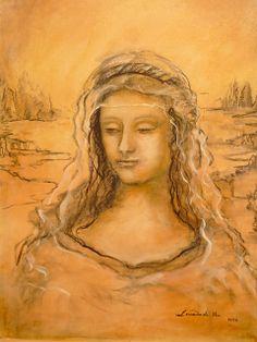 Leonardo da Vinci   ??? Really ???