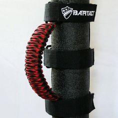 BARTACT 550 Paracord Universal Roll Bar Grab Handles (PAIR) - Bartact