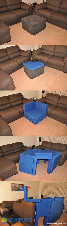 Pillow Fort Construction Kit