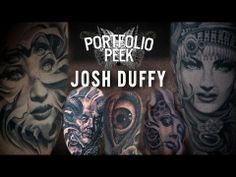 Sullen TV Presents a Brand NEW VIDEO 'Portfolio Peek' with Josh Duffy!  Follow Facebook: https://www.facebook.com/SullenTVNetwork Follow Blog:  http://sullentv.tumblr.com/ #sullentv #sullen #sullenclothing #sullenartcollective #tattoos #tattoo #tattooed #art #ink #artist #realistic #realism #blackandgrey #JoshDuffy #portfoliopeek