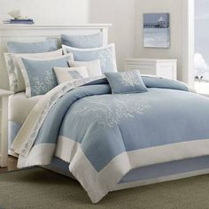 Harbor House Coastline Bedding By Harbor House Bedding, Comforters, Comforter Sets, Duvets, Bedspreads, Quilts, Sheets, Pillows: The Home De...