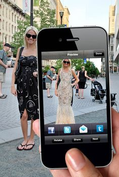Swarovski accelerates brand awareness through multichannel augmented reality installation you cam app, allows for filters Augmented Technology, Ar Augmented Reality, Retail Technology, Futuristic Technology, Medical Technology, Energy Technology, Technology Gadgets, Virtual Reality, Retail Experience