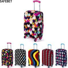 Travel on Road Luggage Cover Protective Suitcase cover Trolley case Travel Luggage Dust cover for 18 to 30inch * La información detallada se puede encontrar haciendo clic en la imagen