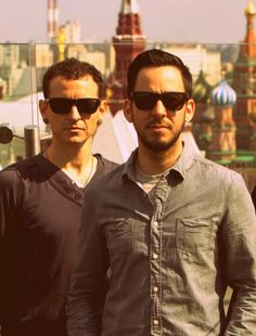 Chester Bennington,Mike Shinoda