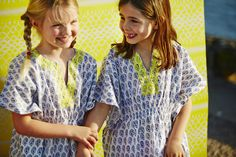 Our new line of little girls tunics