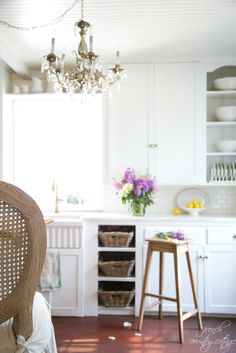 FRENCH COUNTRY COTTAGE: French Cottage Kitchen Refresh- Reveal