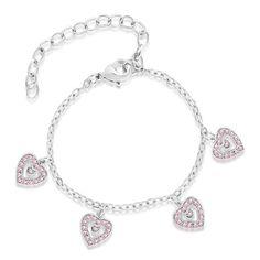 Chanteur 14k Gold Plated Double Heart Adjustable Bracelet, Kids, Baby, girls, Children Chanteur http://www.amazon.com/dp/B00CMPWW3O/ref=cm_sw_r_pi_dp_AnDTtb0BNSPYFY5N