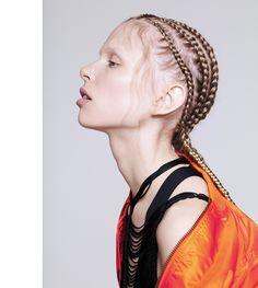 Scalp plaits/braids