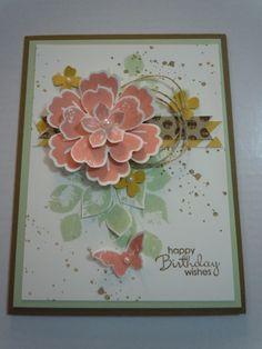 Mixed Bunch, Flower Shop, petite Petals, Kinda Eclectic, butterflies