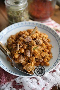Kavurmalı Nohut – Mutfak Sırları – Pratik Yemek Tarifleri