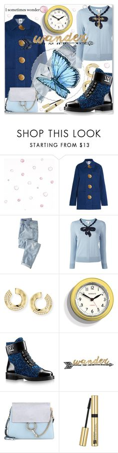 """""""Wander"""" by rita257 ❤ liked on Polyvore featuring Opening Ceremony, Wrap, Marc Jacobs, Ippolita, Newgate, Thirstystone, Chloé and Estée Lauder"""