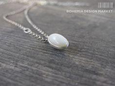 >>Necklace YOGA Chalcedon - SOUL Jewellery <<  Enjoy Uniqueness & Quality of Czech Design http://en.bohemia-design-market.com/designer/miroslava-nana-souljewellery  @BohemiaDesignM #love #design #czechrepublic #original