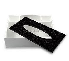 Factory hot sale acrylic round tissue box white box black acrylic box DBS-096 #factoryhotsaletissuebox #acrylicroundtissuebox #whitebox #blackacrylicbox #cajadepañuelosdeventacalientedefábrica #cajadepañuelosredondadeacrílico #cajablanca #cajadeacríliconegra #ファクトリーホットセールティッシュボックス#アクリルラウンドティッシュボックス#ホワイトボックス#ブラックアクリルボックス #공장 뜨거운 판매 티슈 상자 #아크릴 라운드 티슈 상자 #흰색 상자 #검정 아크릴 상자 Acrylic Plastic, Acrylic Box, Clear Acrylic, Tissue Boxes, Tissue Paper, Suggestion Box, Acrylic Display Case, Plastic Box Storage, Black Acrylics