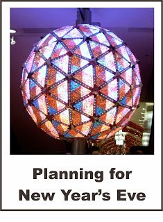 Growing Play: Planning for New Year's Eve