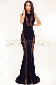 Ana Radu Surprising Black Dress