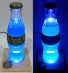 Quantum Cola + UV Coaster