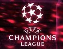 Uefa Champions League VS Series // by Kode Logic, via Behance Upcoming Matches, Uefa Champions League, Behance Net, Gallery, Editorial, Amor, Roof Rack