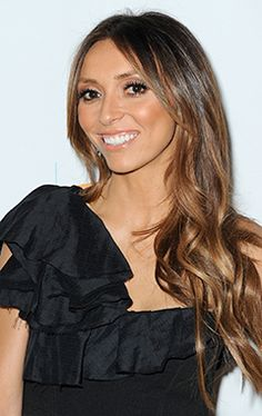A very strong person! Giuliana is an inspiration to all women who may face hardship. She has shown how to stay strong, stay beautiful, stay positive, and keep living.