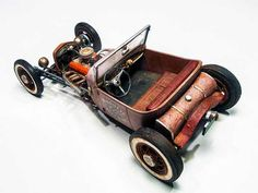 Model Cars Building, Traditional Hot Rod, T Bucket, Old Fords, Pedal Cars, Big Daddy, Model Kits, Welding Projects, Real Men