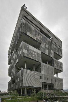 arquitectura cuatro: Edificio Petrobras - Rio de Janeiro