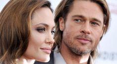 ¡Ve la primera foto de Angelina Jolie vestida de novia!