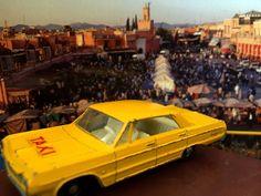 Taxifahren in Marrakesch – ein teures Nicht-Vergnügen