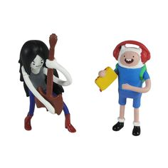 """Amazon.com: Adventure Time 2"""" Finn and Marceline: Toys & Games"""