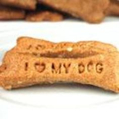 Doggie Biscuits I