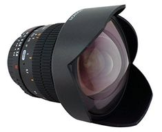 Rokinon 14mm f/2.8 IF ED UMC Ultra Wide Angle Fixed Lens w/ Built-in AE Chip for Nikon | for landscape + night sky photography