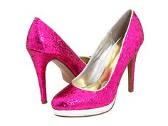 Promiscuous Ryan Fuchsia Glitter - Zappos.com Free Shipping BOTH Ways
