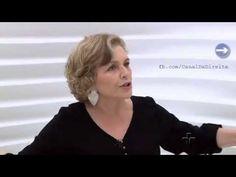 """O PT ME TRAIU"" disse atriz Irene Ravache em entrevista no Roda Viva - YouTube"