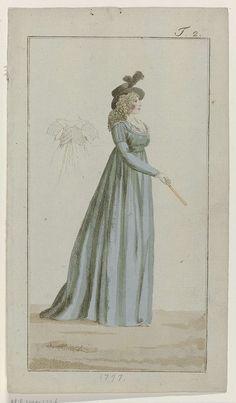 Journal des Luxus und der Moden, 1797, T 2, Georg Melchior Kraus, 1797