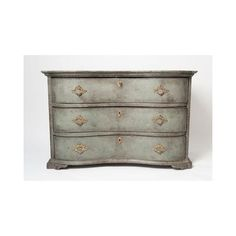 Antique Swedish Baroque Rococo Commode, circa 1770, later painted ❤ liked on Polyvore featuring home, furniture, storage & shelves, navy painted furniture, navy blue furniture, colored furniture, navy furniture and navy blue painted furniture