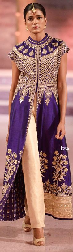 ♔ANITA DONGRE♔ Make in India 2016♔ Women's Ethnic Fashion, India Fashion, Asian Fashion, Bollywood Outfits, Bollywood Fashion, Indian Attire, Indian Wear, Indian Dresses, Indian Outfits