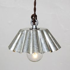 Tin Pendant Small Etched Patina, $130, now featured on Fab.
