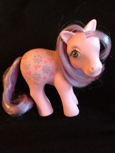 Vintage-G1-My-Little-Pony-Mommy-Bright-Bouquet-Hasbro-MLP-Mom-Adult-Collector