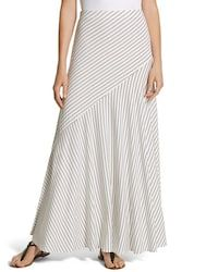 [Chico's Small Stripe Sammi Maxi Skirt Chico's Small Stripe Sammi – Maxirock Chico's Small Stripe Sammi – Maxirock Maxi Skirt Outfits, Womens Maxi Skirts, Dress Skirt, Mode Outfits, Feminine Style, Ladies Dress Design, Women's Dresses, Dance Dresses, Short Dresses