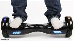 Self Balancing electric hoverboard Bluetooth & LED | Trade Me